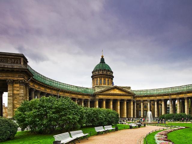 Казанский собор. Православные экскурсии по Петербургу.