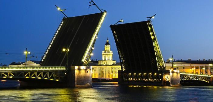 Die romantischste Stadt Russlands